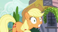 Applejack having a realization S7E9
