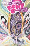 Comic issue 18 cover RI