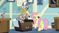 """Fluttershy """"I'm going to find her"""" S7E20"""