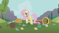 "Fluttershy ""you're the cutest thing ever"" S1E10"