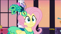 Fluttershy We have bought two cakes S5E7