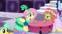 Fluttershy and Tree Hugger S5E7