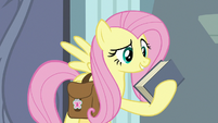 Fluttershy returns RD's Daring Do books S9E21