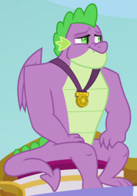 Future Spike ID S9E26
