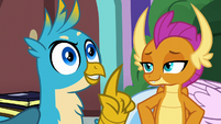 Gallus -there's only one place to go- S8E22