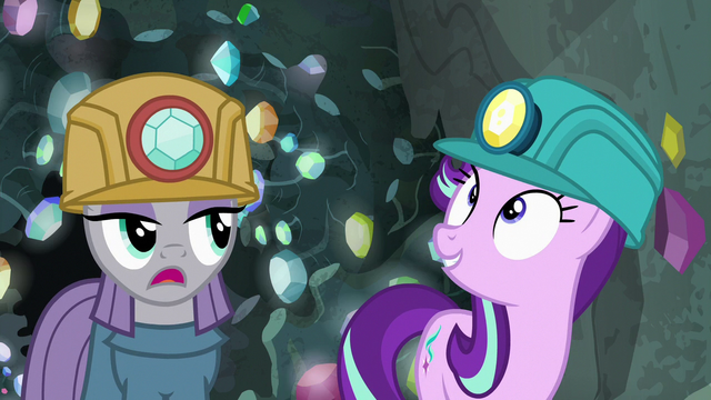 """File:Maud Pie """"that's unusual for me"""" S7E4.png"""