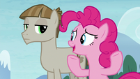 "Pinkie Pie ""Mudbriar and I have just spent"" S8E3"