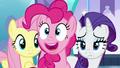 """Pinkie Pie """"a unicorn AND a Pegasus!"""" S6E1.png"""
