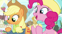 """Pinkie Pie """"so excited!"""" MLPBGE"""