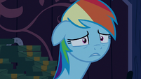 "Rainbow Dash ""I was really scared!"" S6E15"