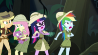 "Rainbow Dash ""the shadow of a giant beast"" EGS1"