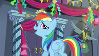Rainbow Dash --it was somethin', all right-- S6E7
