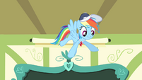 Rainbow Dash -I'll never forget it- S4E05