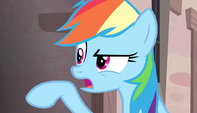 Rainbow Dash -the reason to be rude- S5E1