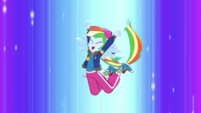 Rainbow Dash jumping in the air EGS1
