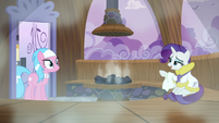 Rarity 'I'm just waiting for Applejack' S6E10