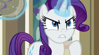 Rarity refusing to abandon Fluttershy S8E4