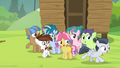 Rumble gallops away from the day camp S7E21.png
