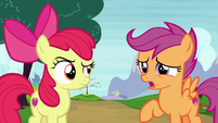 Scootaloo -I wish we could say- S7E6