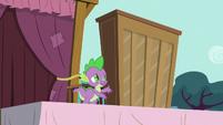 Spike -entertain you- S5E11