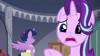 "Starlight ""you can tell something's definitely wrong"" S7E10"