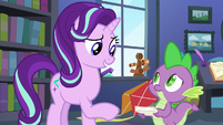 Starlight --a speed spell and a duplication spell-- S6E21