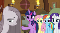 "Twilight ""you should never stop"" S8E18"