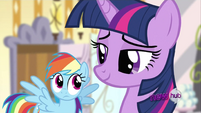 Twilight & Rainbow Dash S2E23