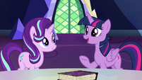 Twilight Sparkle -second part of the surprise- S7E14