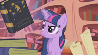 Twilight levitating books S1E07