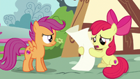 "Apple Bloom ""it may as well be"" S6E19"