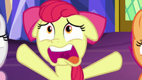 "Apple Bloom ""none of them can come"" S9E22"