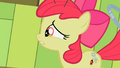 Apple Bloom scared on whats happening to her S2E6.png