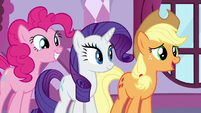 "Applejack ""Yona, you did it!"" S9E7"