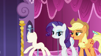 """Applejack """"they all deserve to win"""" S7E9"""