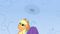 Applejack 'These Crystal Ponies are more curious than a cat' S3E2