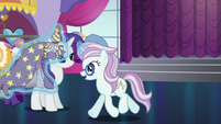 Architecture Pony trots away with In-spire-ation S5E14