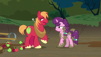 Big Mac -I don't like to say much- S8E10