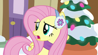"Fluttershy ""I couldn't pick just one"" MLPBGE"