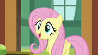 "Fluttershy ""you'll all be helping me"" S7E5"