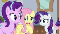 Fluttershy remembering Tirek S8E25