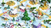 GAMELOFT Snow in Ponyville