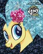 MLP The Movie Princess Skystar '1week' poster