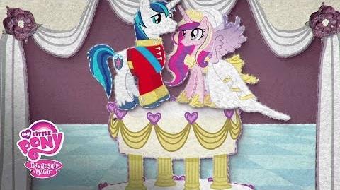 My Little Pony Polska - 'Królewskie Ślub' Ep.1 Baby Flurry Heart's Heartfelt Scrapbook