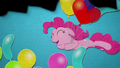 Pinkie Pie dives into a pile of balloons BFHHS5.png
