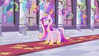 Princess Cadance exactly why S2E25