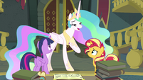 Princess Celestia -possess a kind heart- EGFF