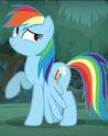 Rainbow Dash Pegasus EGSB