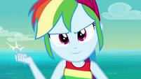 Rainbow Dash snaps her fingers EGDS41