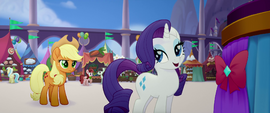 "Rarity ""she's going for fabulous"" MLPTM"
